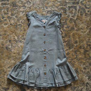 Vici Dolls Tencel Ruffle Dress